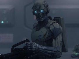 В Warface появится новый класс — робот СЭД. Это настоящая машина для убийств!