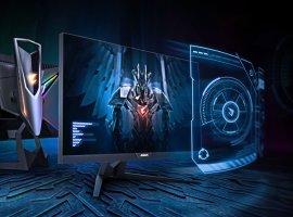 Gigabyte представила тактический геймерский монитор Aorus AD27QD