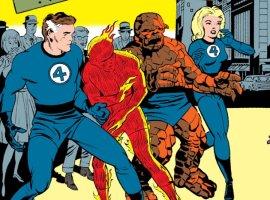 «Фантастическая четверка»— как Стэн ЛииДжек Кирби перевернули игруидля чего читать комиксы 60-х