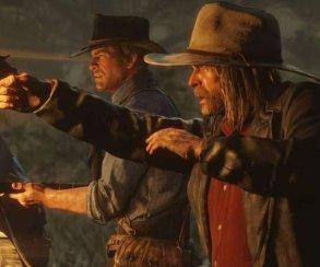 Гифка дня: молниеносная реакция наопасность вRed Dead Redemption2