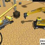 Скриншот Excavator Construction Parking – Изображение 3