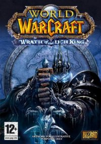 World of Warcraft: Wrath of the Lich King – фото обложки игры