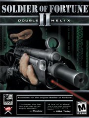 Soldier of Fortune 2: Double Helix – фото обложки игры