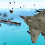 Скриншот Aircraft Carrier Strike - Fighter Planes – Изображение 2
