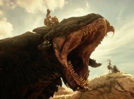 Чудесные монстры и гигантская мумия в новом трейлере «Богов Египта»