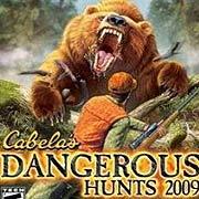 Cabela's Dangerous Hunts 2009 – фото обложки игры