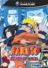 Naruto: Clash of Ninja – фото обложки игры