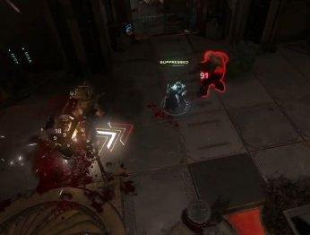 Warhammer 40,000: Inquisitor – Martyr. Геймплейный трейлер