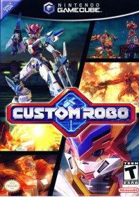 Custom Robo – фото обложки игры