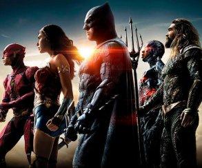 Послушайте саундтрек «Лиги справедливости» прямо здесь!