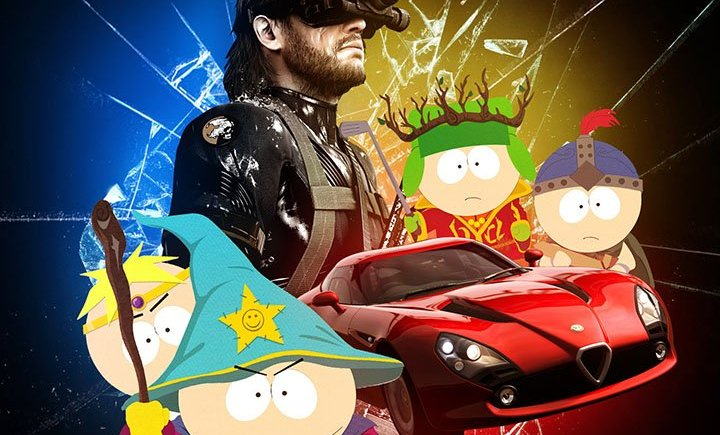 Канобувости. Gran Turismo 6, South Park: The Stick of Truth, Metal Gear Solid V: Ground Zeroes (172-й выпуск)