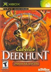 Cabela's Deer Hunt: 2004 Season – фото обложки игры