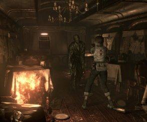 Resident Evil 0: от прототипа до HD-ремастера за 5 минут