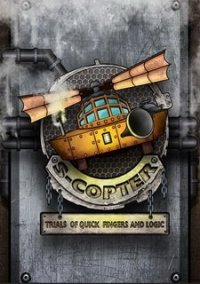 S-COPTER: Trials of Quick Fingers and Logic – фото обложки игры