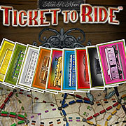 Ticket to Ride – фото обложки игры