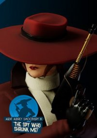 The Spy Who Shrunk Me – фото обложки игры