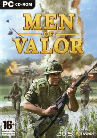 Men of Valor – фото обложки игры