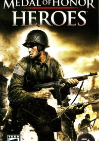 Medal of Honor: Heroes – фото обложки игры