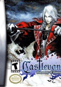 Castlevania: Harmony of Dissonance – фото обложки игры