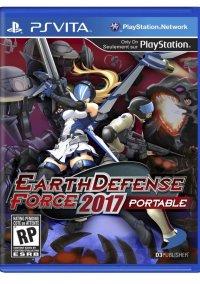 Earth Defense Force 2017 Portable – фото обложки игры
