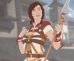 Через неделю вSteam выйдет инди-RPG Ash ofGods. Посмотрите, какая красота