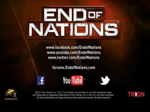 End of Nations. Дневники разработчиков