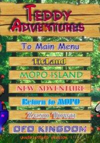 Teddy Adventures 3D – фото обложки игры