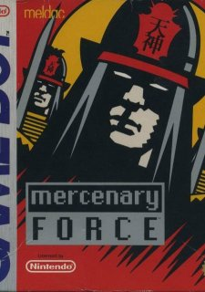 Mercenary Force