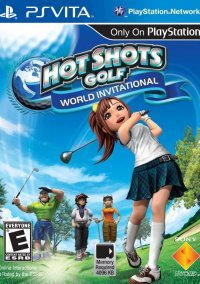 Hot Shots Golf: World Invitational – фото обложки игры