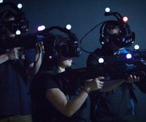 В Лас-Вегасе открылась VR-арена. Что она из себя представляет?