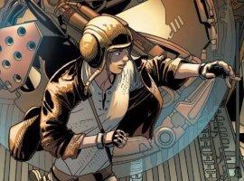 Новая серия комиксов Star Wars расскажет про космическую Лару Крофт