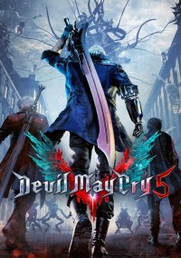 Devil May Cry 5 – фото обложки игры