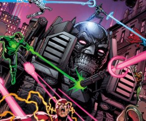 Как появился злой Бэтмен-Киборг изDark Nights: Metal?