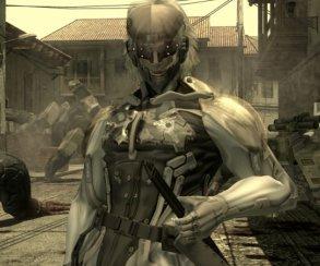 Этот мод позволит играть в Metal Gear Solid V каноничным Райденом