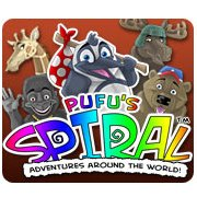 Pufu's Spiral: Adventures Around the World – фото обложки игры