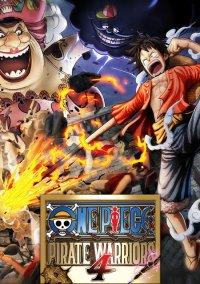 One Piece: Pirate Warriors 4 – фото обложки игры