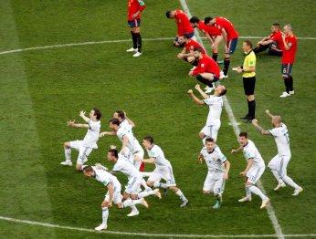 Круглый стол про футбол (!) на «Канобу» (!!), в котором мы восхищаемся победой сборной России (!!!)