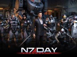 Сегодня N7 Day! Что это такое и как его отмечать