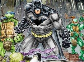 Темный рыцарь сражается сКланом Ноги вновом отрывке из«Бэтмена против Черепашек-ниндзя»