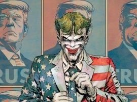 Джокер поддерживает Трампа?