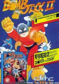 Bomb Jack II – фото обложки игры