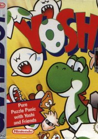 Yoshi – фото обложки игры