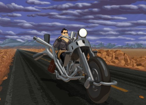 Льем слезы над Full Throttle Remastered