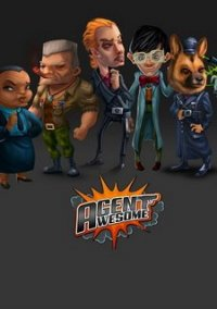 Agent Awesome – фото обложки игры