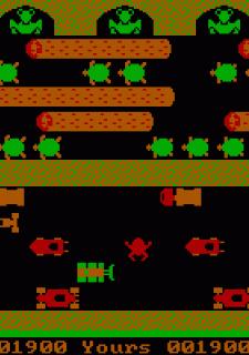 Frogger (1983)