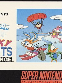 Tiny Toon Adventures: Wacky Sports Challenge – фото обложки игры