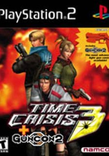 Time Crisis 3 w/ Guncon 2