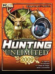 Hunting Unlimited 2009 – фото обложки игры