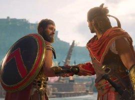 E3 2018: новый эпичный трейлер и геймплей Assassin's Creed Odyssey. Все утечки подтвердились!