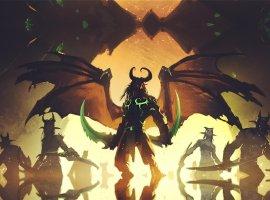 Blizzard выпустила ролик к 25-летию вселенной Warcraft. За Азерот!